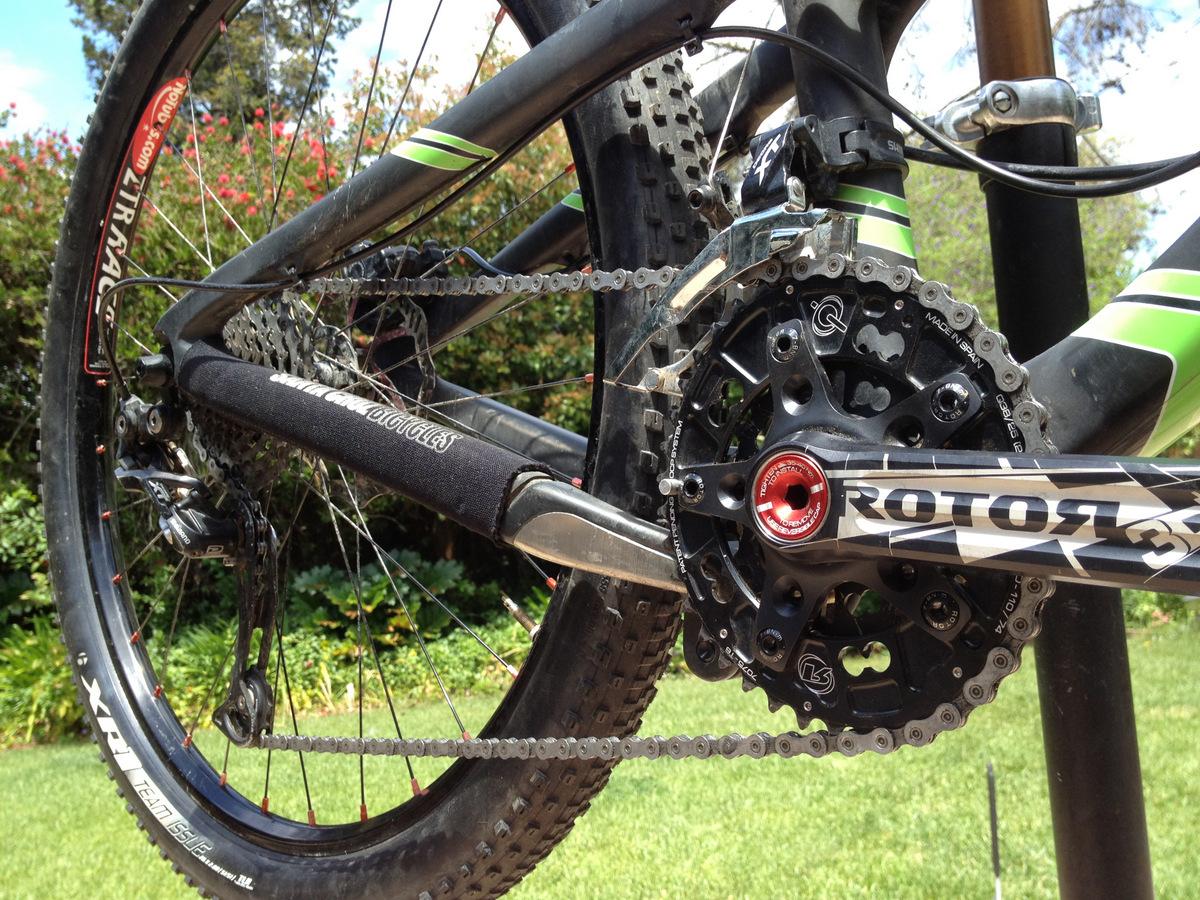 Mountain Bike Crankset >> Rotor 3d Mtb Cranks And Q Rings Review Mtbr Com