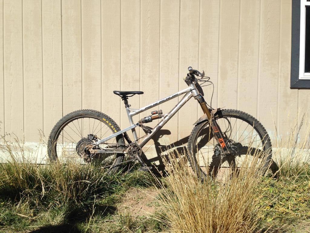 Genuine Nicolai mountain bike decals