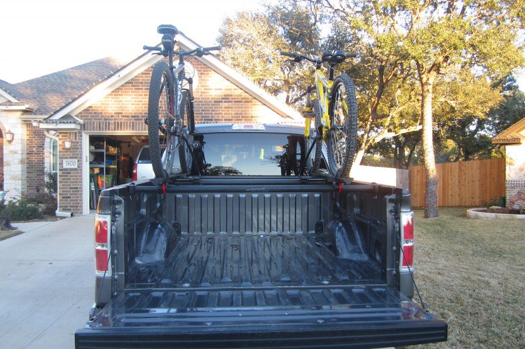Diy Over Truck Bed Rack Mtbr Com