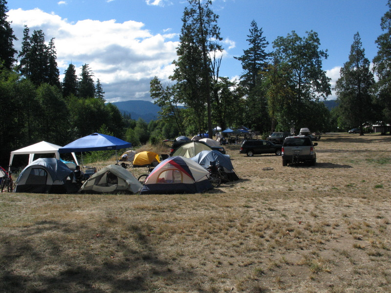 MBO Camping Area