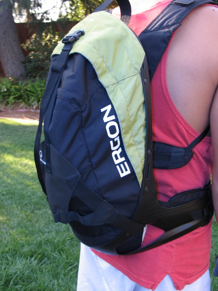 Ergon BD1 Backpack side