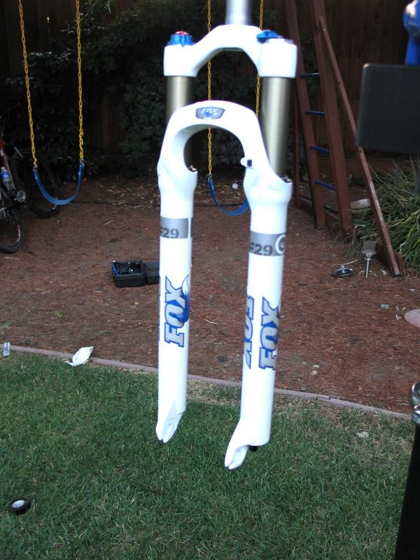 Fox F29 RLC 29er Suspension Fork