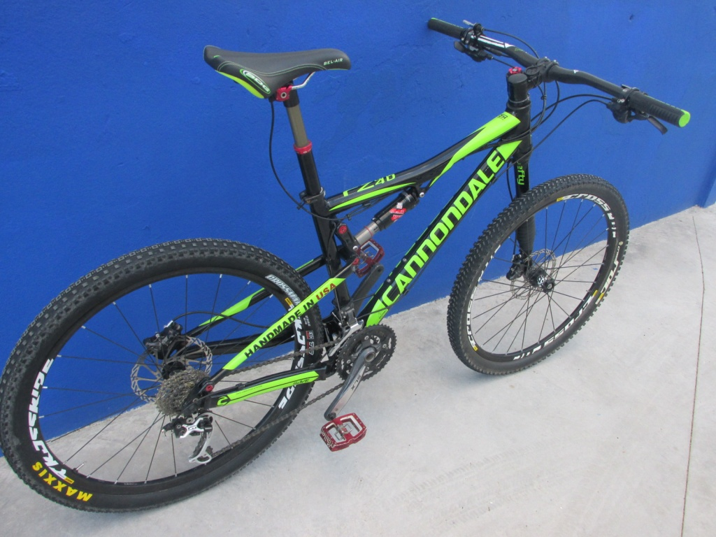Ahs anyone convrted a newr cannondale rz 120 or 140?-img_4233.jpg