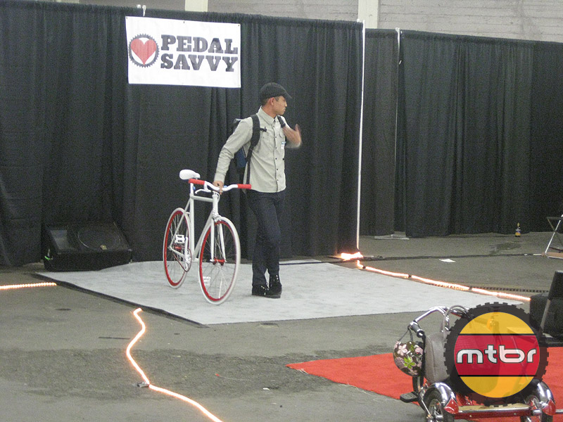 Industry Hall - Pedal Savvy