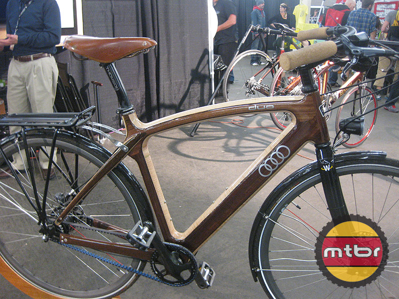 Industry Hall - Renovo Hardwood Bicycles