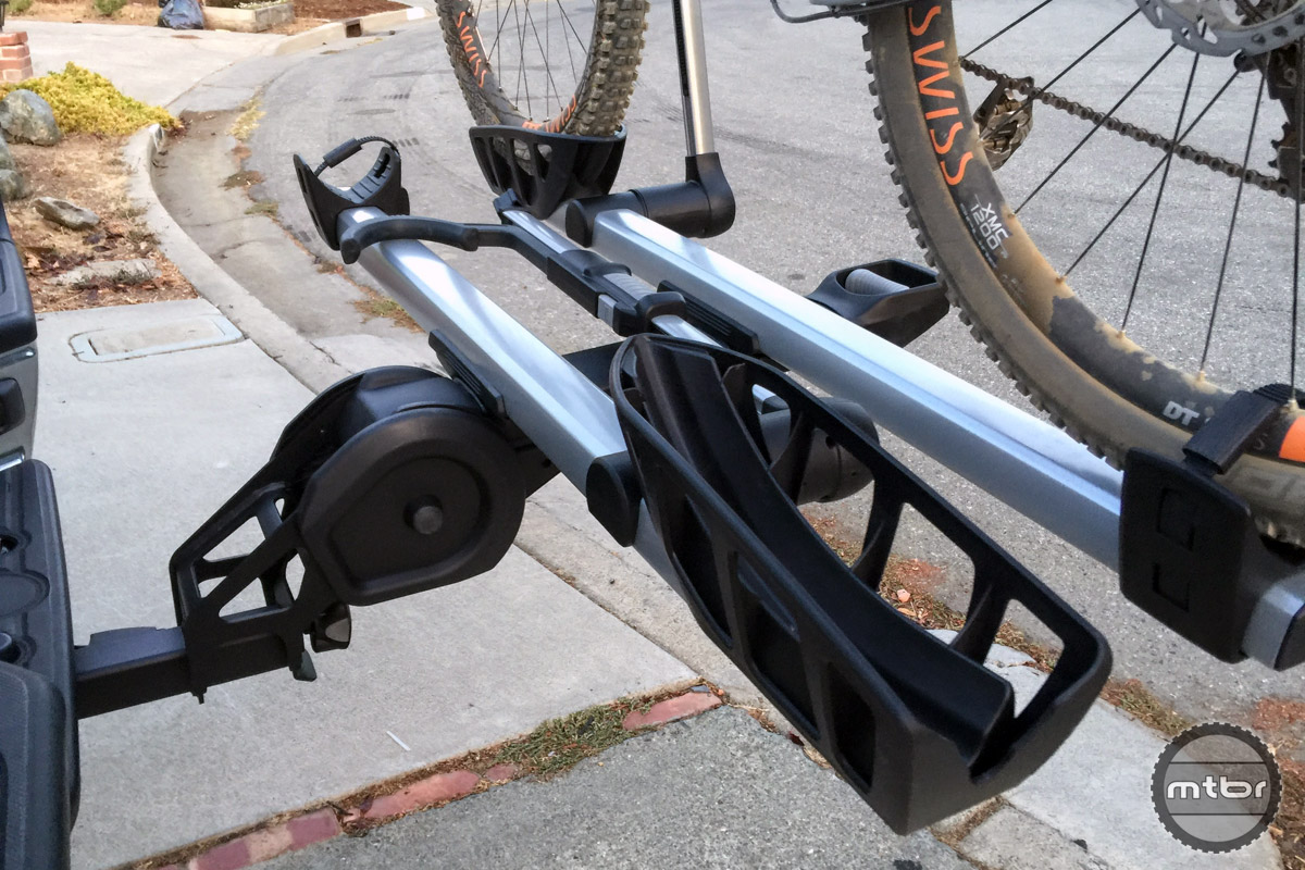 The Thule T2 Pro is an improvement over its predecessor, the T2 i every way.
