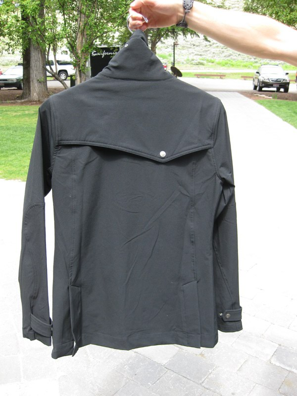 Women's HOV Jacket (back)