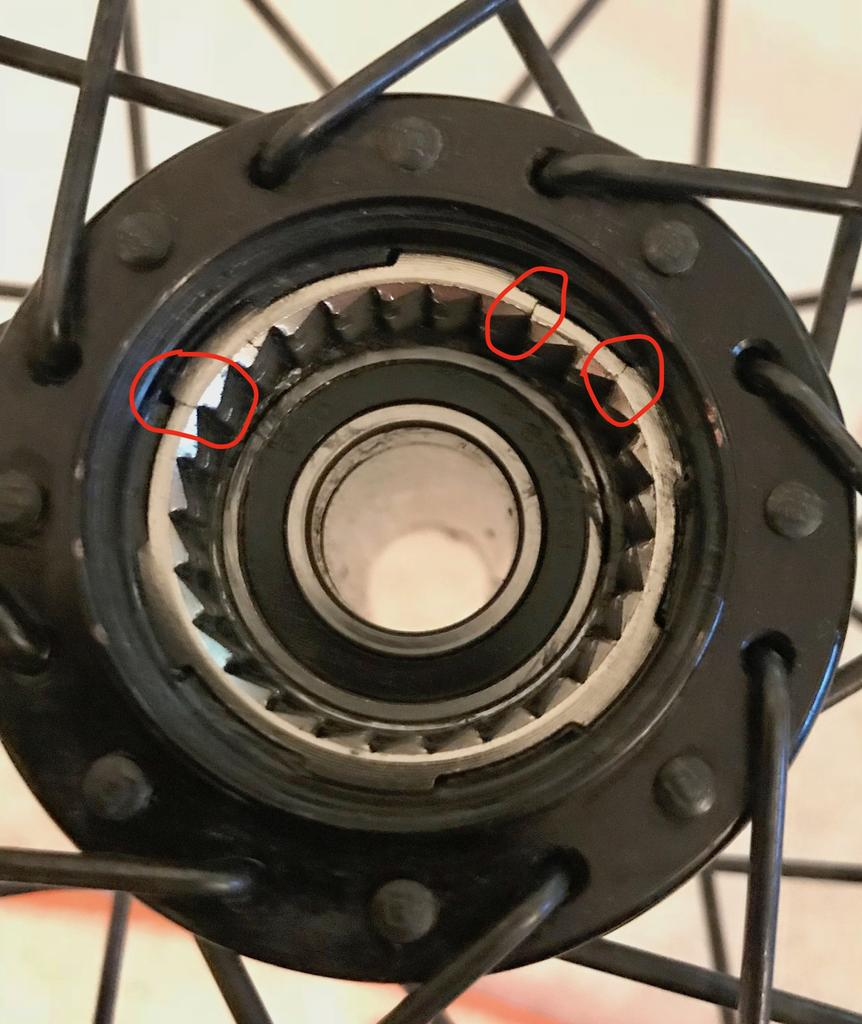 NOVATEC   End Cap  hub  Side cap  for XD642SB XD602SB
