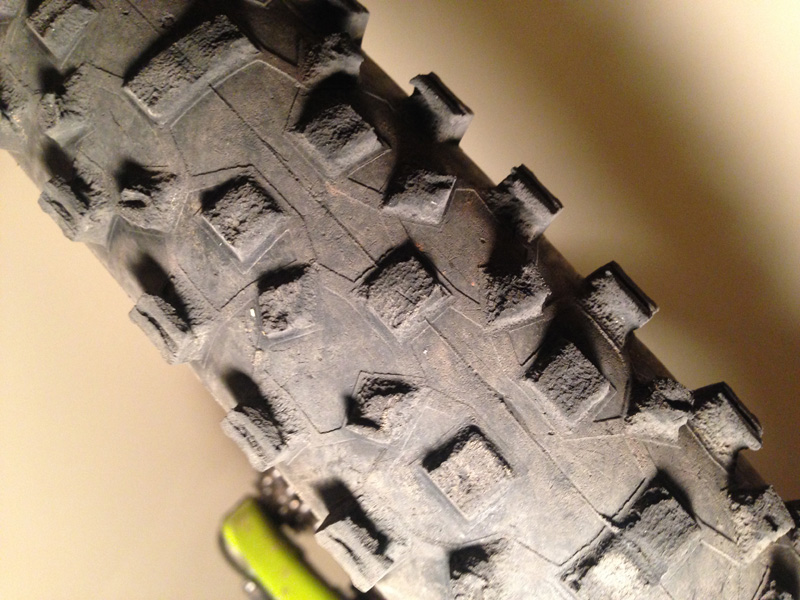 Hans Damf Review. Clear cut. Least favorite tire.-img_5268.jpg