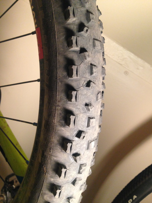 Hans Damf Review. Clear cut. Least favorite tire.-img_5271.jpg