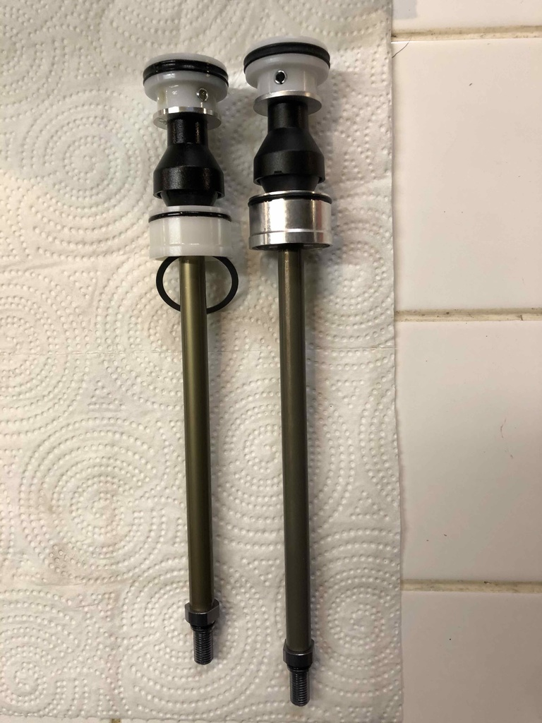 2018//19 Fox Float 36 Air Shaft Assembly 160mm Travel