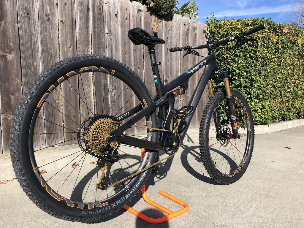 Yeti SB100 Discussion, Performance and build - Page 7- Mtbr com