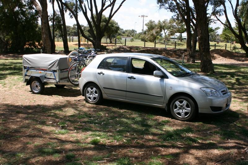 Toyota Corolla or similar small cars- Mtbr com