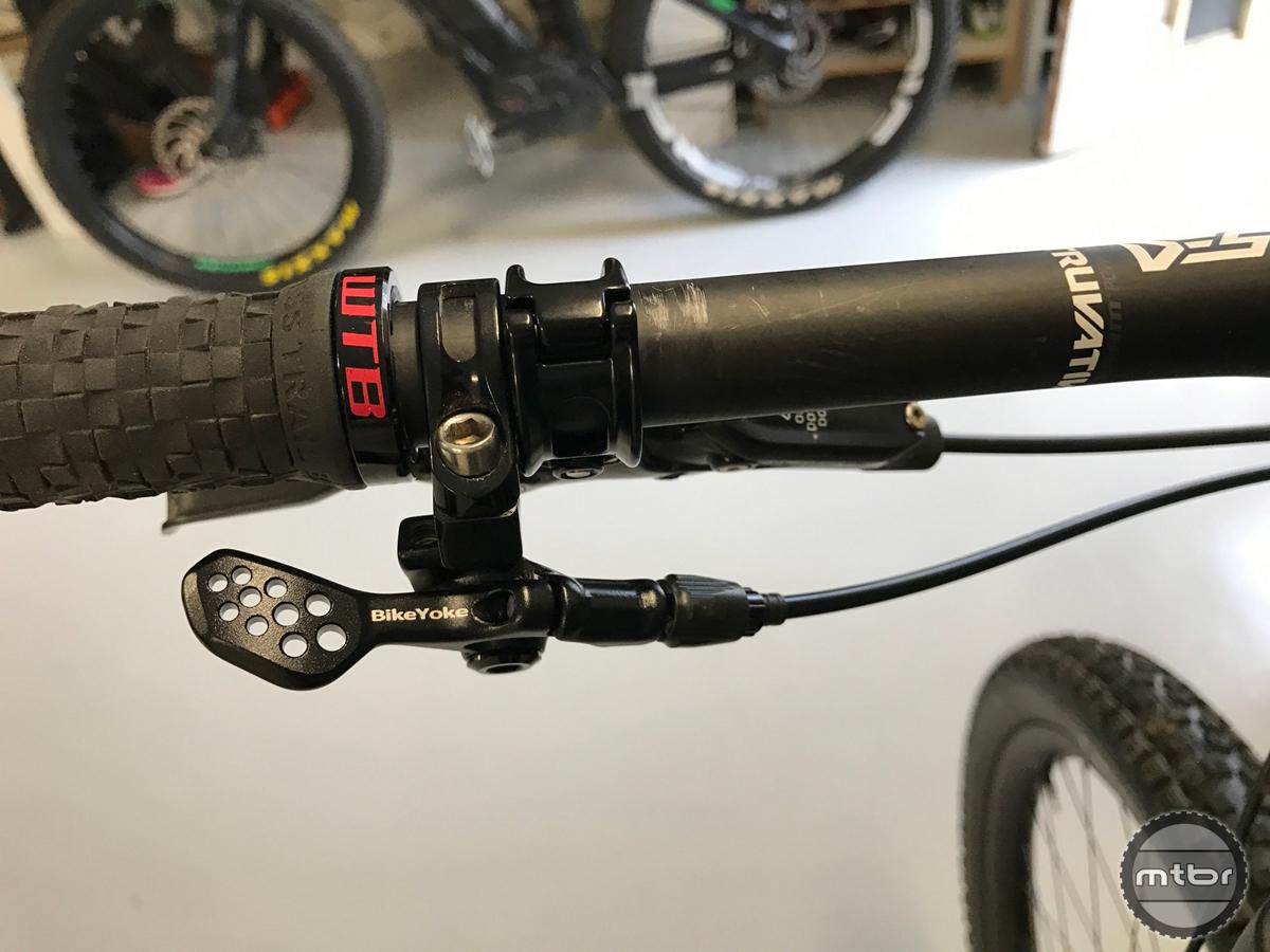 BikeYoke Dehy Lever
