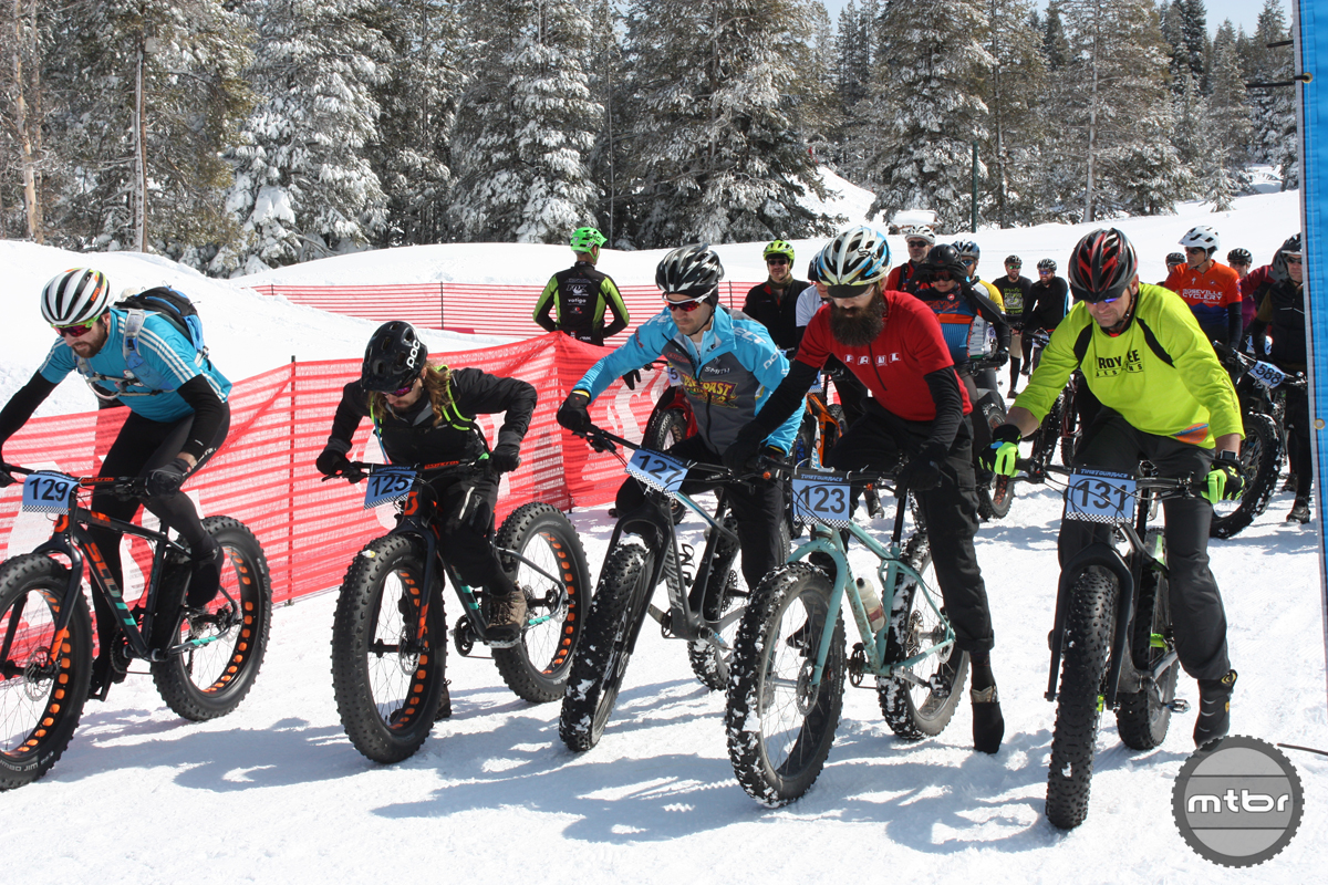 FatDuro Enduro Fat Bike Race