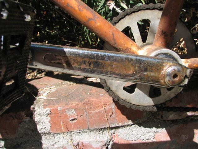 Another Yard Sale Score-Mystery Klunker Bike-Help Identify Please-img_5858.jpg