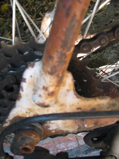 Another Yard Sale Score-Mystery Klunker Bike-Help Identify Please-img_5862.jpg