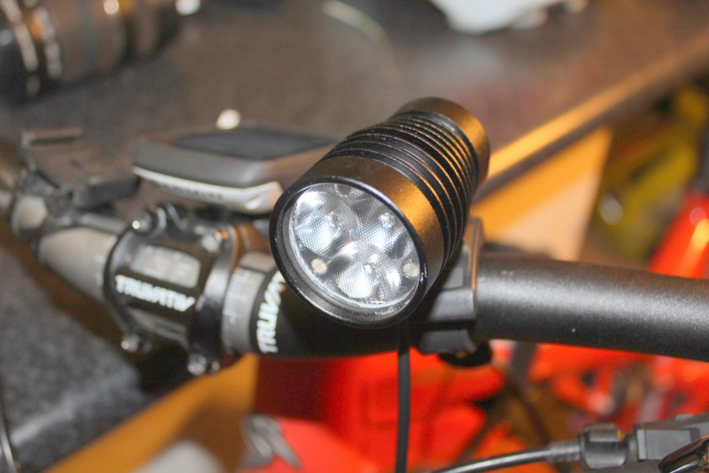 Best Mountain Bike Light- Mtbr.com