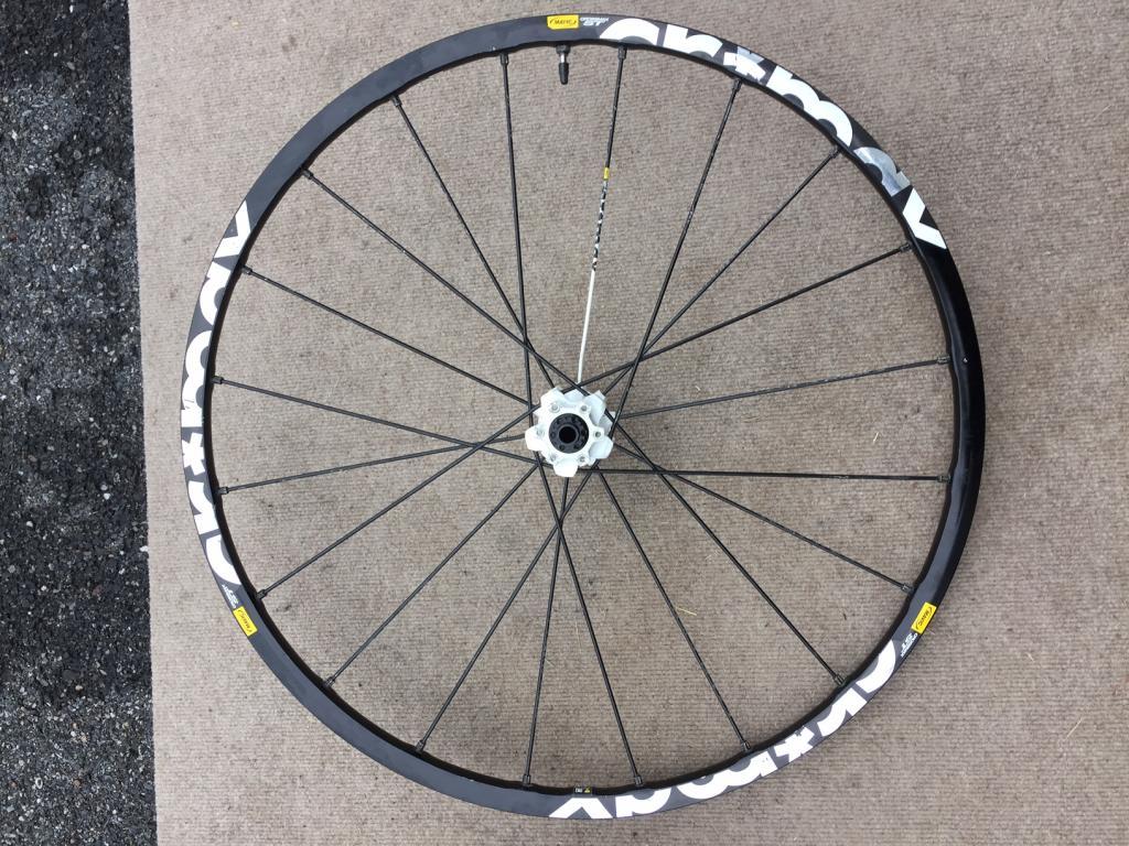 """FS: 2013 Mavic Crossmax ST 29"""" Wheelset-img_6641.jpg"""