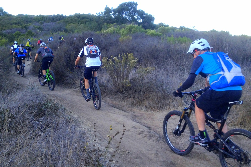 Pearl Izumi X Project at Aliso Trail