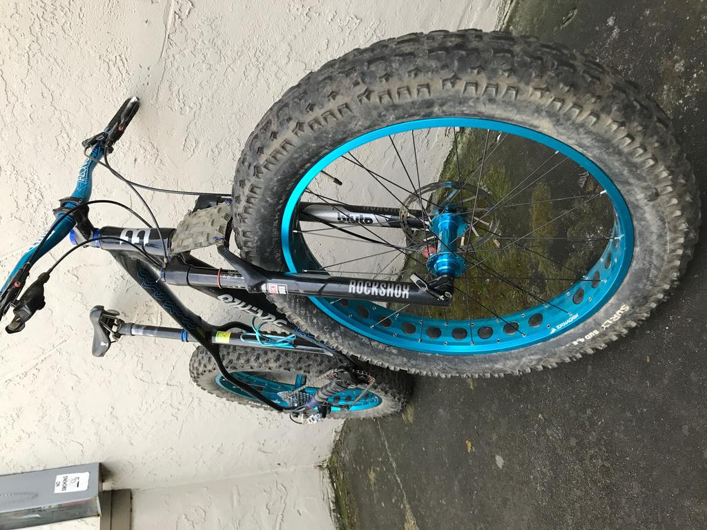 X Post From Classifieds Borealis Echo Large Carbon Frame 100mm