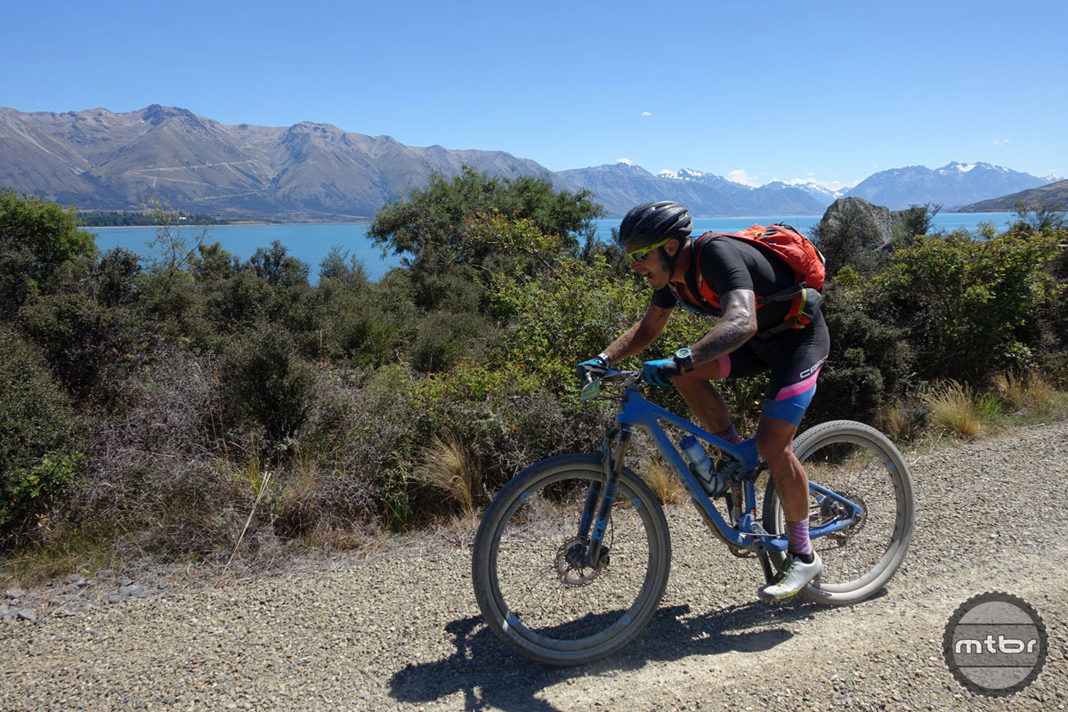 The Pioneer stage race in New Zealand covered 350 miles over seven grueling days.