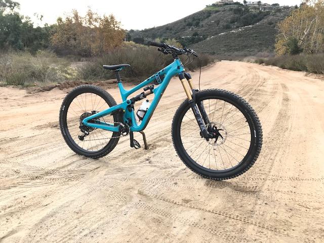 Yeti SB150 Ride, Performance and Build talk.-img_7243.jpg