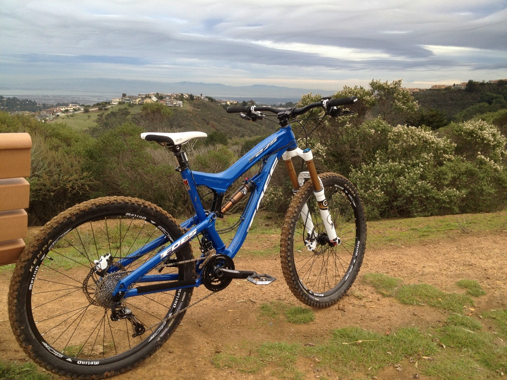 Foes 275 with SF Bay Area Background