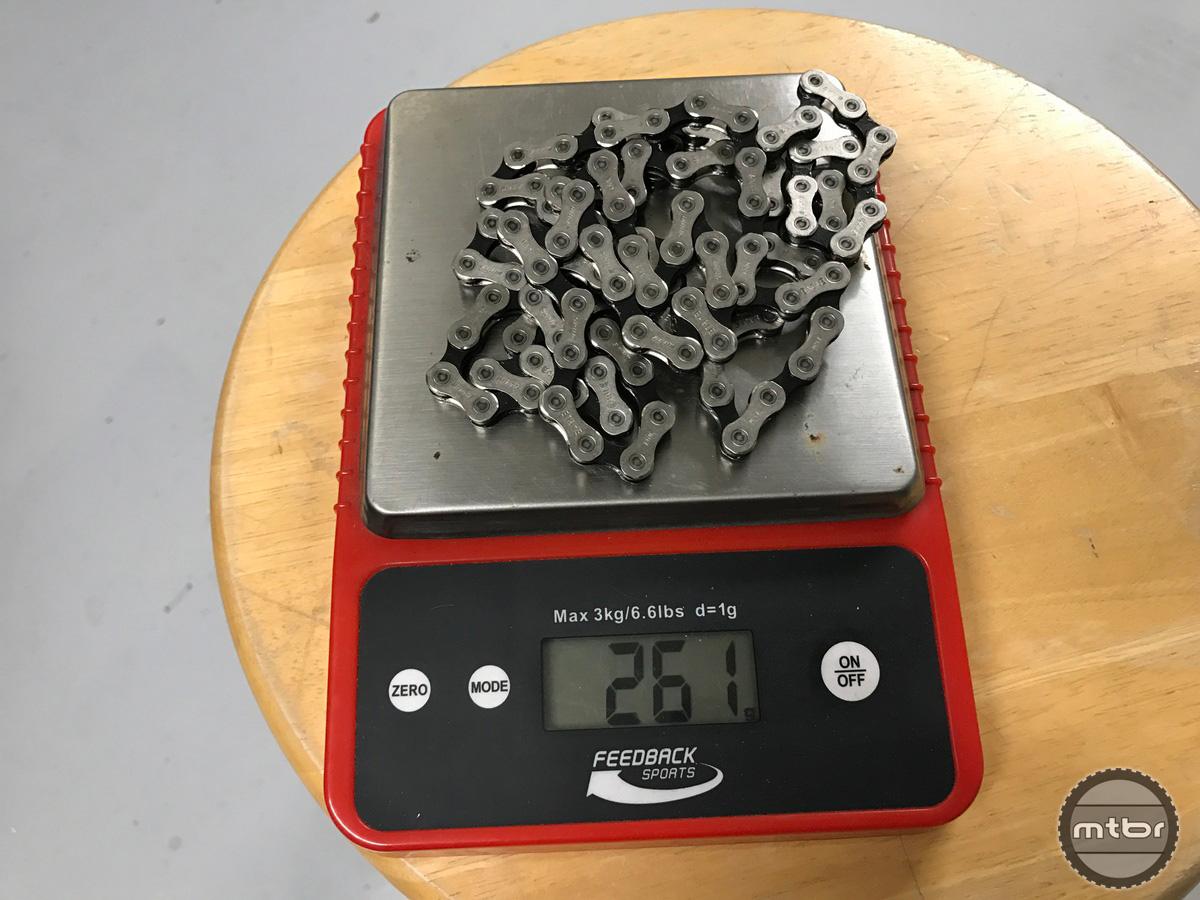 SRAM GX Eagle Chain Weight