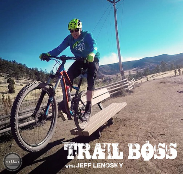 Jeff Lenosky Trail Boss