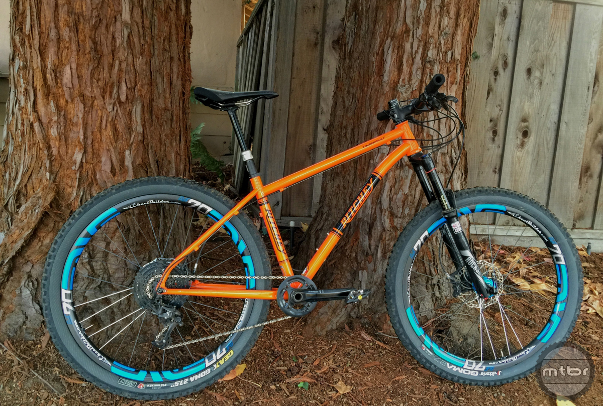 Gives this bike ultimate range with a 1x11