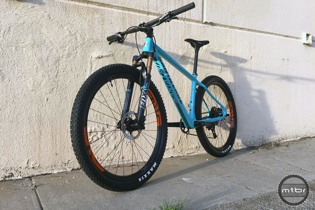 Santa Cruz Highball