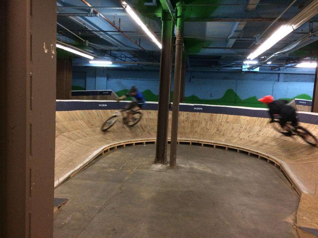 Progressive Near Me >> Indoor Bike Parks- Mtbr.com