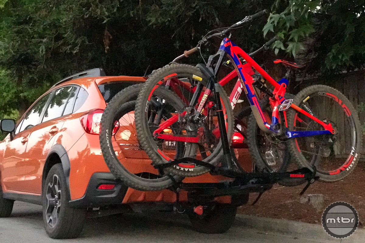 Yakima Dr  Tray hitch rack first look review