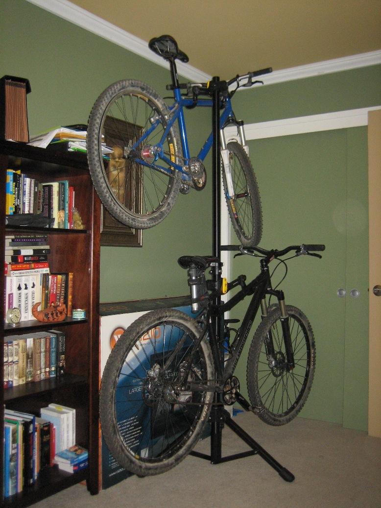 Multiple Bike Rack Inside The House Mtbr Com