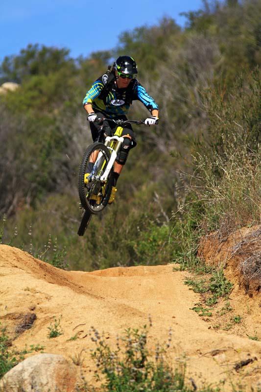 Anne-Caroline Chausson small jump