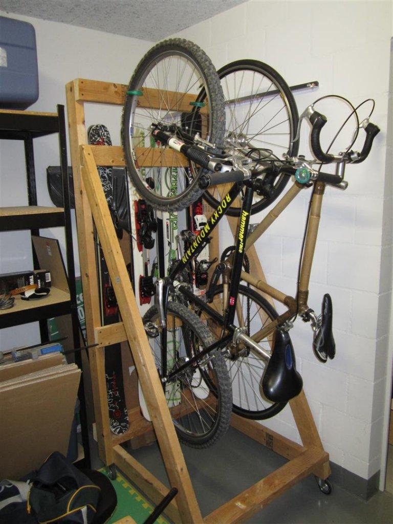house bike racks. Black Bedroom Furniture Sets. Home Design Ideas