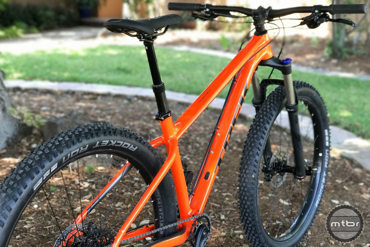 39b97295564 Trek Roscoe: This is one of the best bikes we've seen for the money.