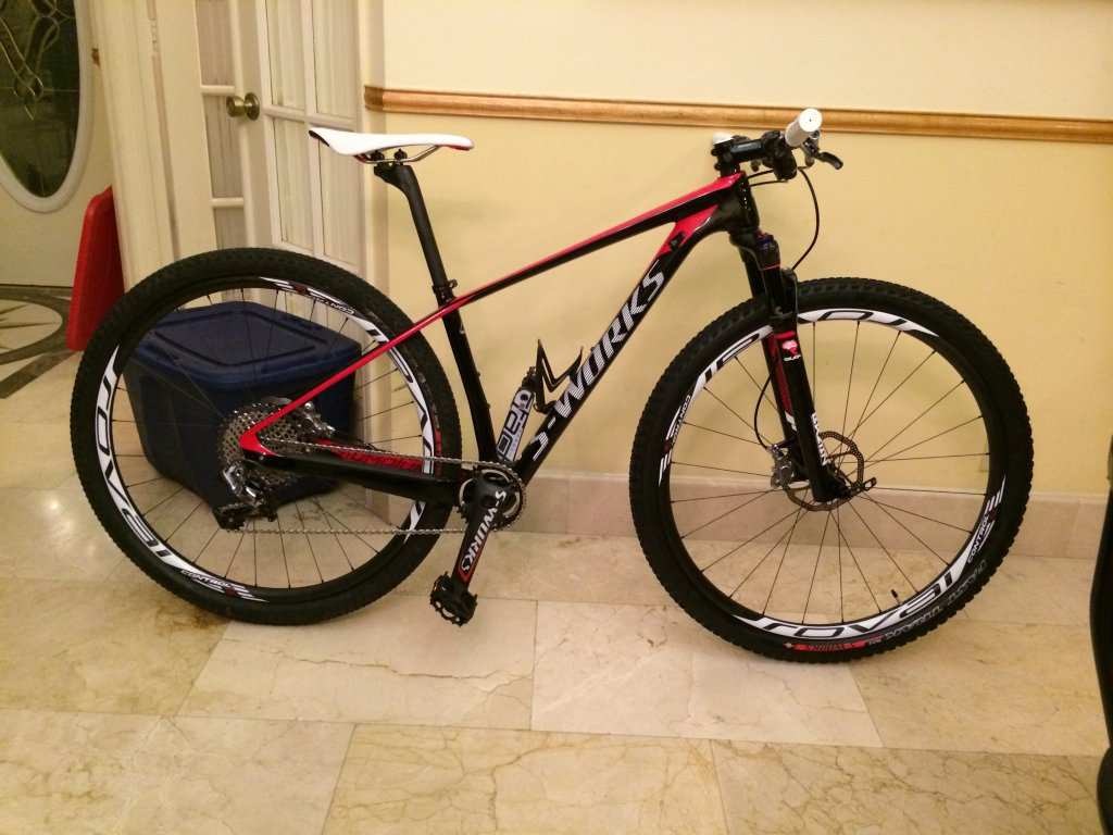 2014 Specialized S Works Stumpjumper Ht Arrivals Mtbr Com