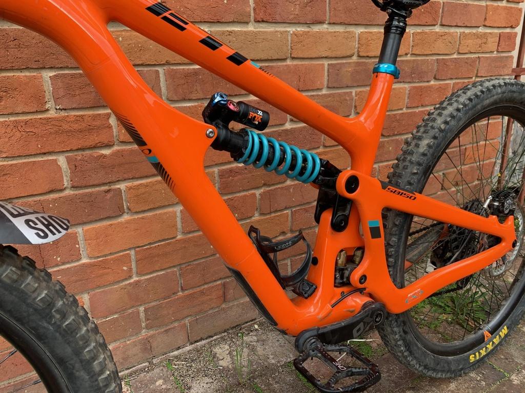 Yeti SB150 Ride, Performance and Build talk.-img_9200.jpg