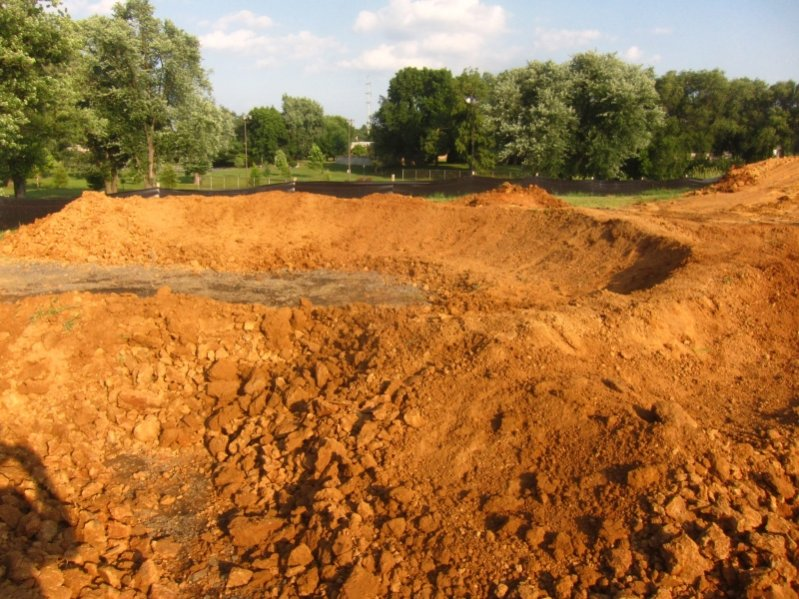 Frederick, MD pump track - Digging is getting ready to start-img_9297_1.jpg