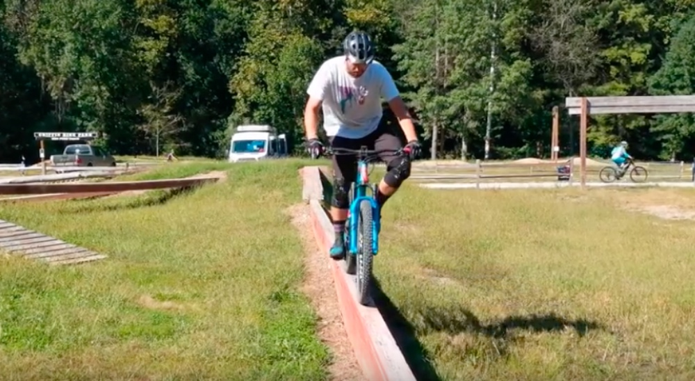5 tips to improve balance on your mountain bike