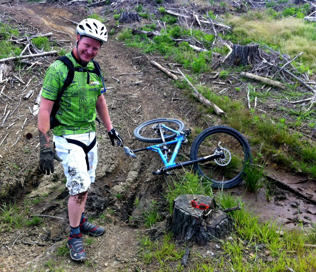 December Nicolai's in action & great trail shots-mud1.jpg