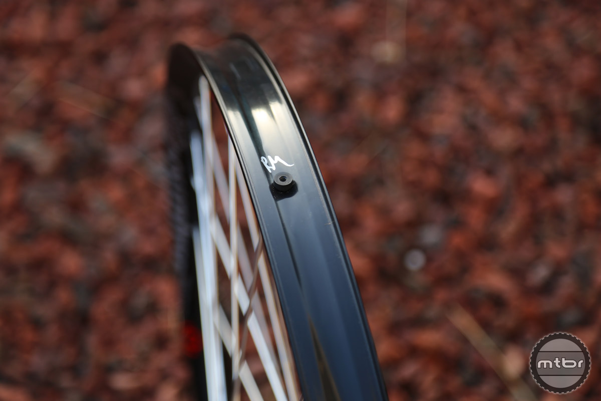Industry Nine BackCountry 360 Rim internal