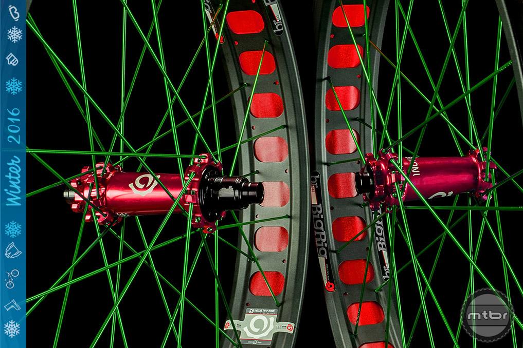 Industry Nine BigRig845 Wheels