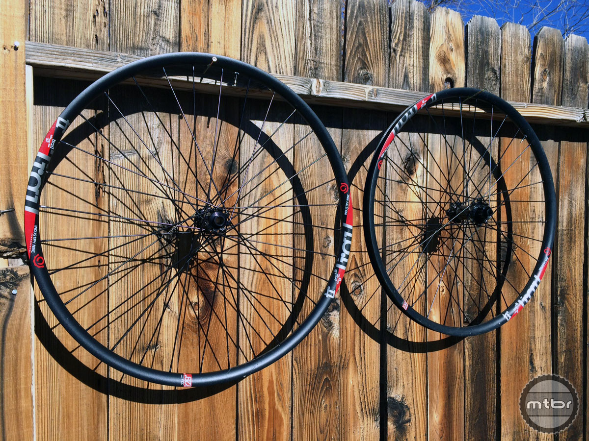 Industry Nine Trail 29 wheels retail for $1195.