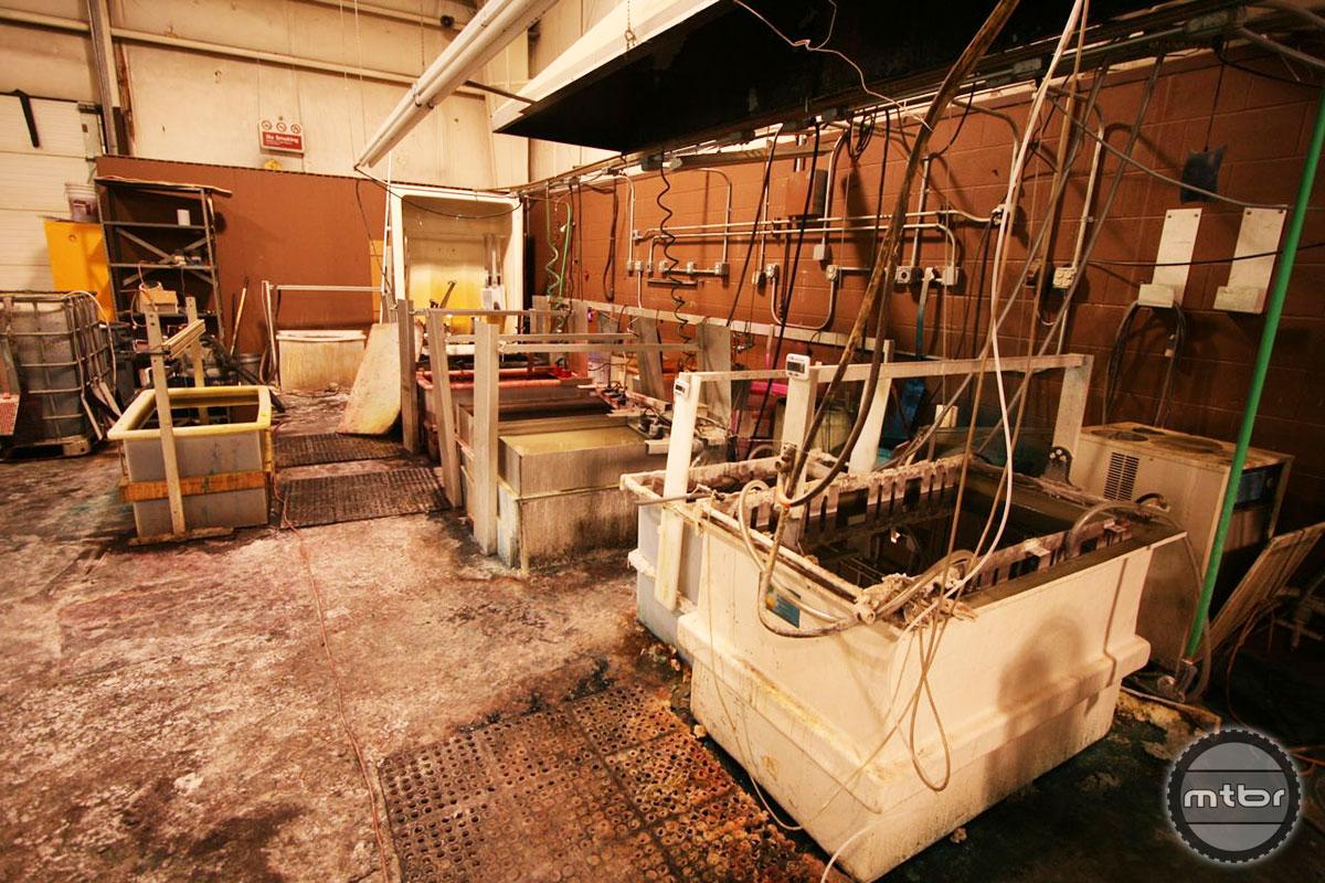 Industry Nine Anodizing