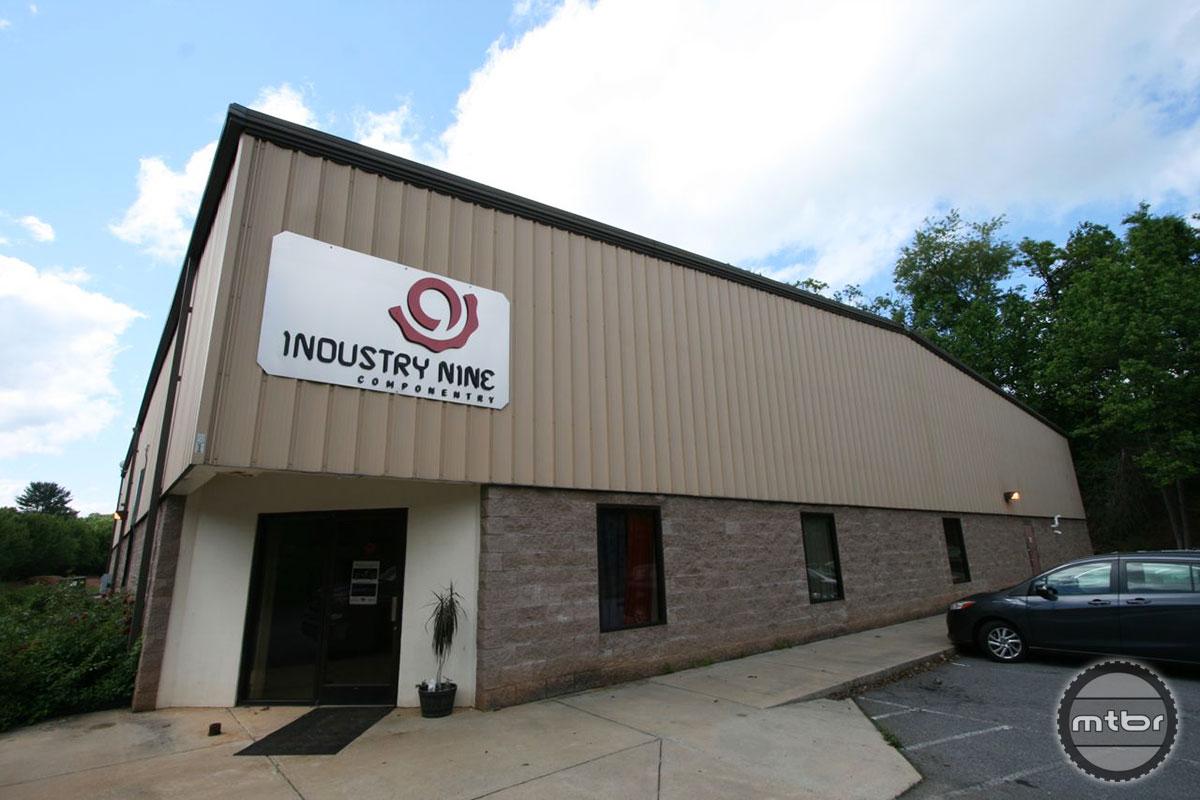 Industry Nine Building