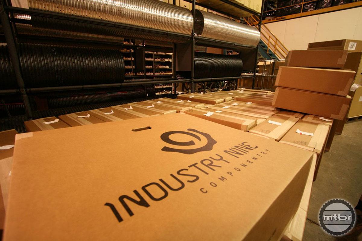Industry Nine Hoops