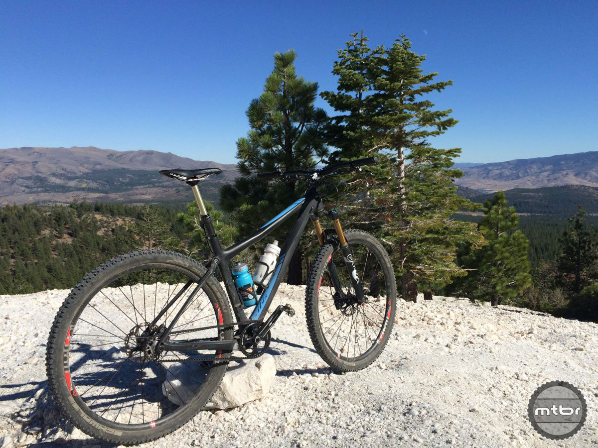 Trail 29 wheels are a great match to the Ibis Tranny 29.